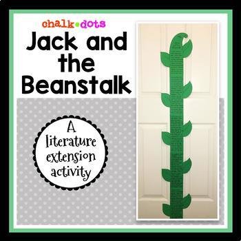 Jack and the Beanstalk - Literature Extension Activity