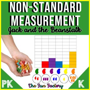 NonStandard Measurement  Jack and the Beanstalk PreK and K Grades
