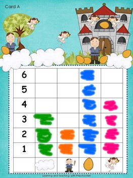 Jack and the Beanstalk Math and Literacy Pack
