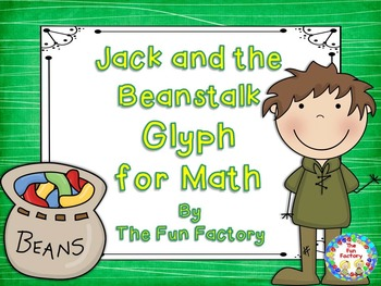 Jack and the Beanstalk Mathematical Glyph