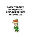 Jack and the Beanstalk - Maths Measurement Activities