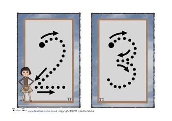 Jack and the Beanstalk Number Formation