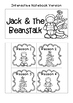 Jack and the Beanstalk Paragraph Writing