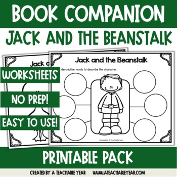 Jack and the Beanstalk- Book Companion