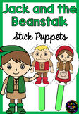 Jack and the Beanstalk Puppets