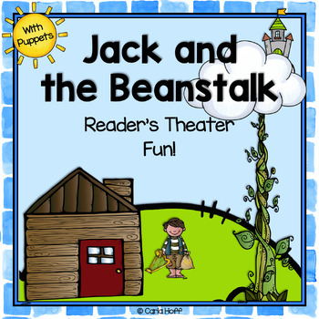 Jack and the Beanstalk - Reader's Theater & Puppet Fun!