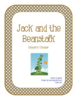 Jack and the Beanstalk Reader's Theater