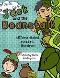 Jack and the Beanstalk Readers' Theater Differentiated Lit