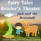 Jack and the Beanstalk: Readers' Theater for Grades 1 and 2