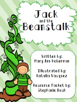 Jack and the Beanstalk Resource Packet - Scott Foresman Reading Street