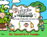 Jack and the Beanstalk Retelling Playdough Mats and More