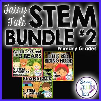 STEM Fairy Tale Bundle 2