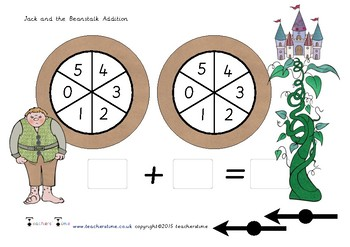 Jack and the Beanstalk Spin Addition