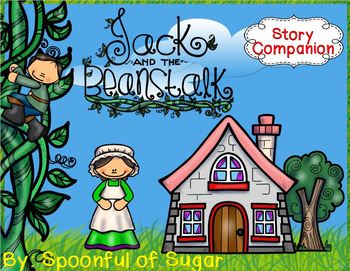 Jack and the Beanstalk (Story Companion)