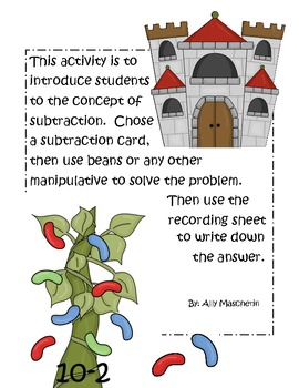Jack and the Beanstalk Subtraction