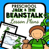 Jack and the Beanstalk Theme Preschool Lesson Plans