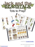 Jack and the Beanstalk Tots to Prep Pack