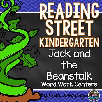Jack and the Beanstalk Unit 2 Week 6