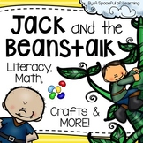 Jack and the Beanstalk Unit - Activities and MORE