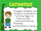 Jack and the Beanstalk Unit~ Includes Graphic Organizers &