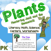 Plants Jack and the Beanstalk   Math  Science  ELA PK and K
