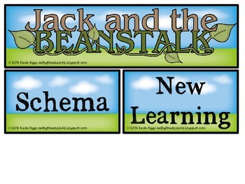 Jack and the Beanstalk- a Differentiated and Common Core Aligned Fairy Tale Unit