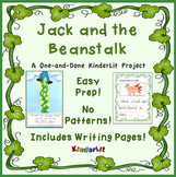 Jack and the Beanstalk - a One-and-Done Project