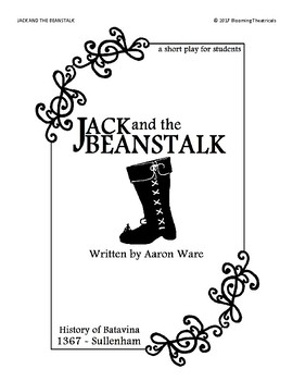 Jack and the Beanstalk - a Short Play