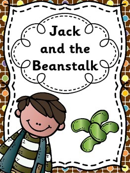 Jack and the Beanstalk pack