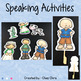 Jack and the Beanstalk: reading, writing and speaking activities