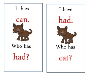 Jack and the Wolf I Have Who Has (Journeys Common Core Reading Series)