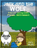 Jack and the Wolf (Journeys 1st - Supplemental Materials)