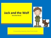 Jack and the Wolf Journeys PowerPoint