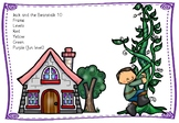 Jack and the beanstalk 10 frame