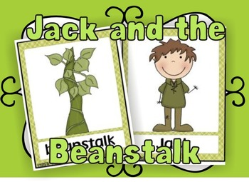 Jack and the Beanstalk Flashcards