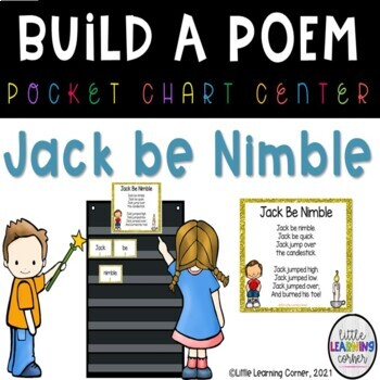 Build a Poem ~ Jack be Nimble