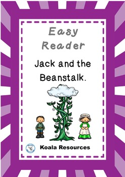 Jack in the Beanstalk Easy Reader Guided Reading Kit Fairy