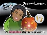 Jack-o-Lantern - Animated Step-by-Step Craft - VI