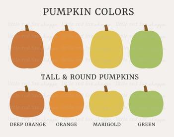 Jack-o-Lantern Kit Clipart; Halloween, Pumpkin, DIY, Decor