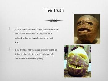 Jack-o'-Lantern PowerPoint