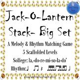 Jack-o-Lantern Stack Big Set