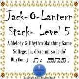 Jack-o-Lantern Stack Level 5