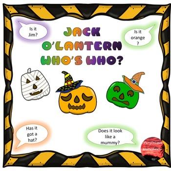 Jack o'Lantern Who's Who