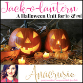 Jack-o-lantern - A Halloween Song & Games to practice so & mi