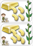 Jack's Gold Beans / place value with teen numbers / subiti