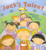 Jack's Talent -What's YOUR Talent? Sheet