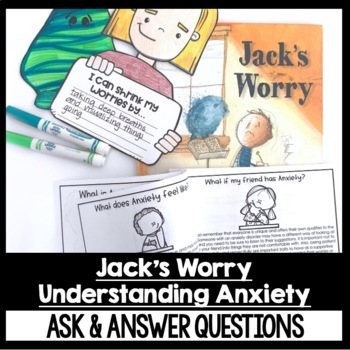 Jack's Worry Understanding Anxiety Guided Reading