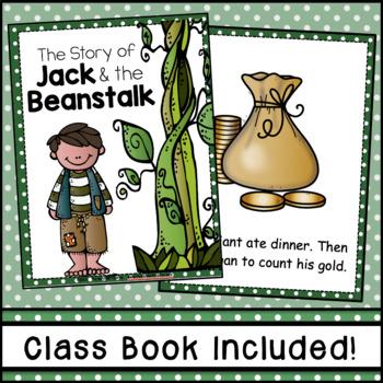 Jack & the Beanstalk Emergent Reader