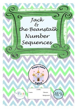 Jack & the Beanstalk Number Sequence
