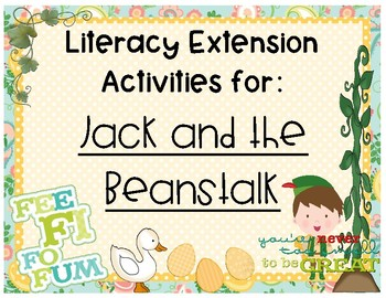 Jack & the Beanstalk - Game, Class Book, Story Props & Voc